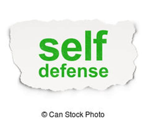 Essay on self defence for students